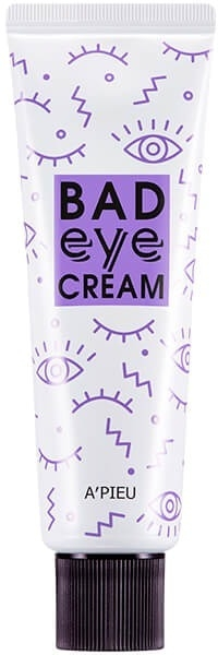Купить APieu Bad Eye Cream For Face, A'Pieu