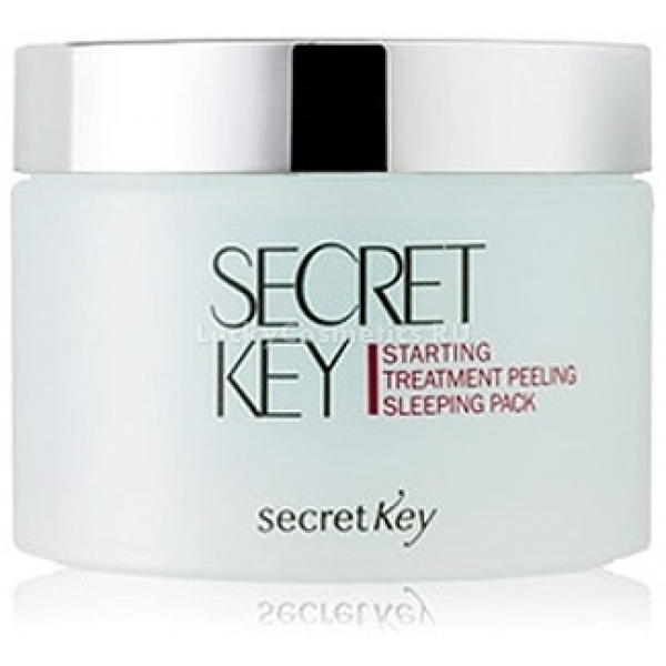 Secret Key Starting Treatment Peeling Sleeping Pack -  Для лица