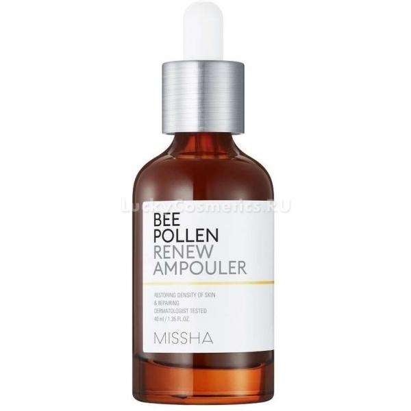 Купить Missha Bee Pollen Renew Ampouler