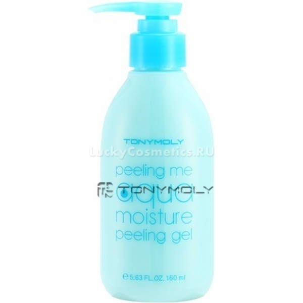 Tony Moly Peeling me Aqua Moisture Peeling Gel
