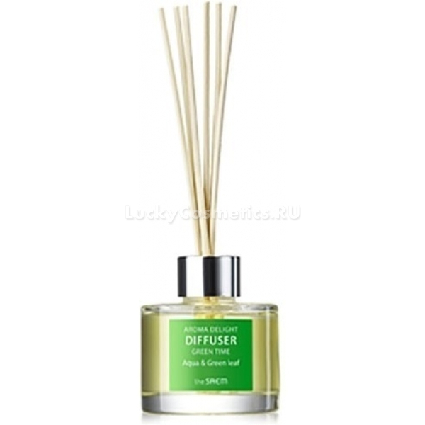 The Saem Aroma Delight Diffuser Green Time