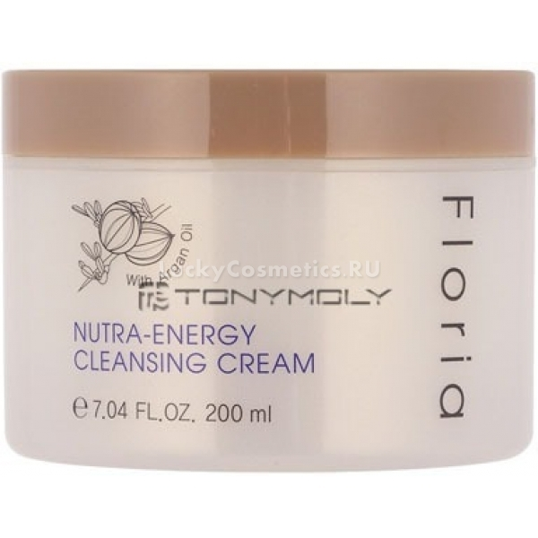 Tony Moly Floria Nutra Energy Cleansing Cream
