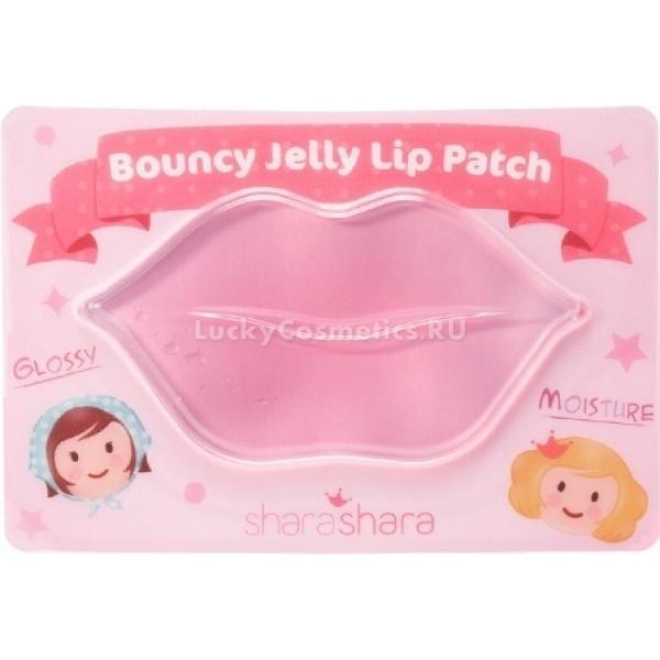 Shara Bouncy Jelly Lip Patch
