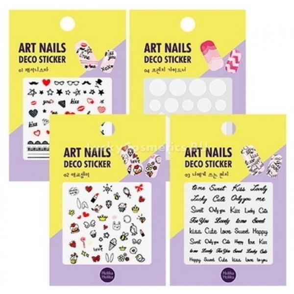 Наклейки для ногтей Holika Holika Art Nails Deco Sticker