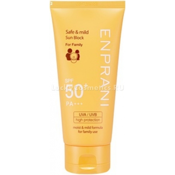 Enprani Safe and Mild Sun Block for Family SPFPA