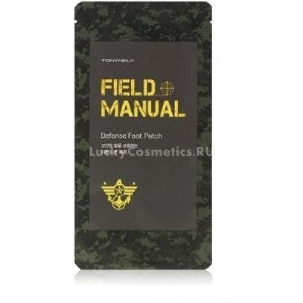 Tony Moly Field Manual Defense Foot Patch