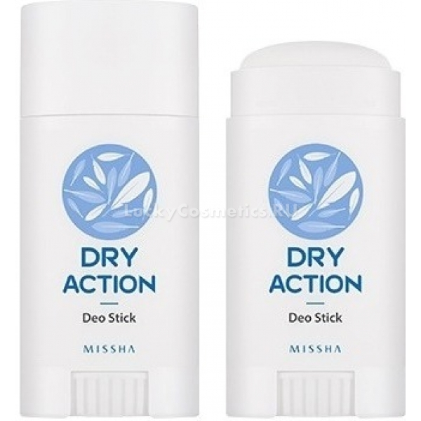 Дезодорант-стик Missha Dry Action Deo Stick