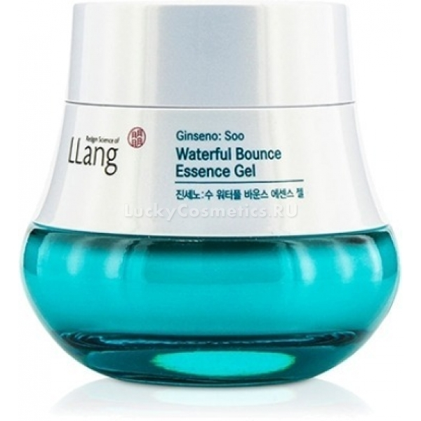 Llang Ginseno Soo Waterful Bounce Essence Gel -  Для лица