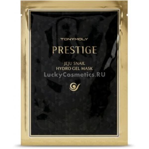 Купить Tony Moly Prestige Jeju Snail HydroGel Mask