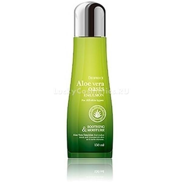 Купить Deoproce Aloe Vera Oasis Emulsion
