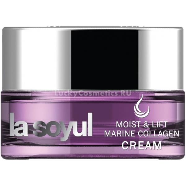 Купить La Soyul Moist and Lift Marine ollagen Cream