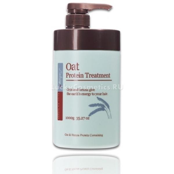 Labay Oat Protein TreatmentГладкие и аккуратно уложенные волосы – изюминка завершенного образа привлекательной женщины. Но наши волосы часто бывают непослушными от природы, или они становятся такими из-за специфики воды. Не хочется каждый день их укладывать при помощи средств, которые достаточно сильно травмируют волосы и ухудшают их состояние. Если вам знакома такая проблема, то после обычной процедуры мытья волос нужно использовать кондиционер. Средство от компании Labay поможет сделать шевелюру более послушной, гладкой и ухоженной. А питательные компоненты, которые входят во все продукты серии Oat Protein, помогут восстановить их и вернуть им природное здоровье.<br>Один из основных компонентов кондиционера– протеины овса. Этот природный экстракт содержит в себе множество минералов, витаминов, сложных углеводов, макро- и микроэлементов, аминокислот.<br>Регулярное использование кондиционера Oat Protein Treatment позволит сделать волосы:<br>ровными;<br>восстановленными;<br>мягкими;<br>сияющими.<br>Помимо этого средство бережно ухаживает за кожей головы, нормализует баланс влаги в ней и снимает воспаления, помогает регулировать секрецию сальных желез.Объём: 1000 мл.Способ применения:Наносить кондиционер следует на предварительно вымытые волосы. Распределите средство равномерным слоем по всей поверхности влажных волос. Движения должны быть легкими, массажирующими. Оставьте кондиционер на волосах на 3 минуты, затем тщательно промойте их прохладной или теплой водой. Наиболее эффективно использовать кондиционер в сочетании с шампунем этой же серии.<br>