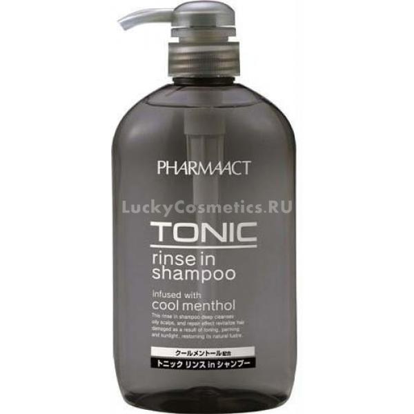 Купить Kumano Cosmetics Pharmaact Tonic Rinse in Shampoo