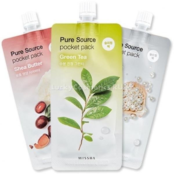 Missha Source Pocket Pack