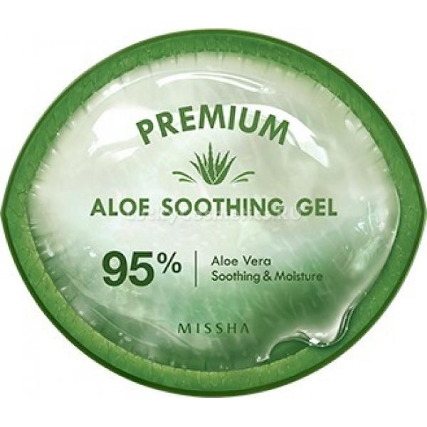 Купить Missha Premium Aloe Soothing Gel