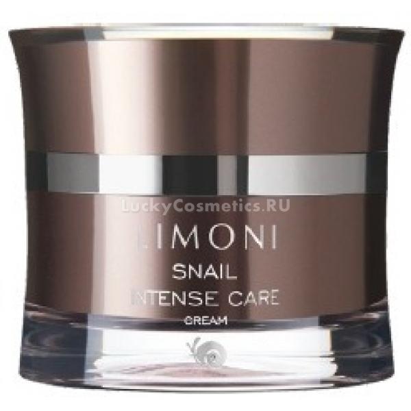 Limoni Snail Intense Care CreamИнновационная линейка ухаживающих средств Snail Intense от Limoni поможет восстановить кожу и зарядить ее жизненной энергией. Средство с невероятно легкой текстурой тает при соприкосновении с кожей и глубоко увлажняет сухие и раздраженные участки. Активирует синтез коллагена, разглаживает морщины и предотвращает ранее старение кожного покрова. Компоненты премиального уровня позволяют достичь максимального результата и замедлить ход времени. Не оставляет на коже следов липкости или жирности, помогает подготовить кожу к нанесению макияжа или ухаживающих средств. Помогает контролировать работу сальных желез, уменьшает отечность тканей и восполняет недостаток влаги, предотвращая обезвоживание.<br><br>Улиточный муцин в составе продукта обладает антибактериальным, омолаживающим и регенерирующим действием. Заполняет и разглаживает морщины, усиливает метаболизм клеток, деликатно удаляет роговой слой эпителия и открывает доступ кислороду.<br><br>Экстракт ежевики восполняет недостаток витаминов, защищает клетки от негативного воздействия ультрафиолета и стрессов, предотвращает образование сухости и дарит коже гладкость.<br><br>Экстракт примулы вечерней обладает успокаивающим, ранозаживляющим и антибактериальным действием. Помогает контролировать работу сальных желез, дарят коже бархатистость и гладкость.<br><br>&amp;nbsp;<br><br>Объём: 50 мл.<br><br>&amp;nbsp;<br><br>Способ применения:<br><br>Нанесите необходимое количество средства на очищенную и тонизированную кожу.<br>