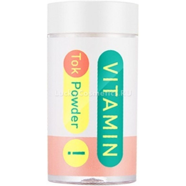 Купить APieu Vitamin Tok Powder, A'Pieu