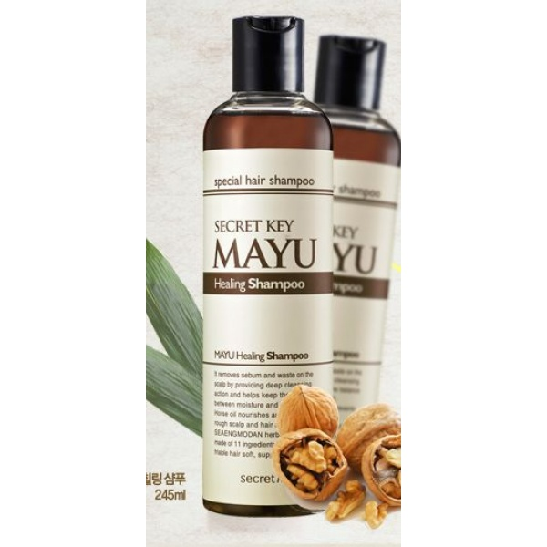 Secret Key MAYU Healing Shampoo