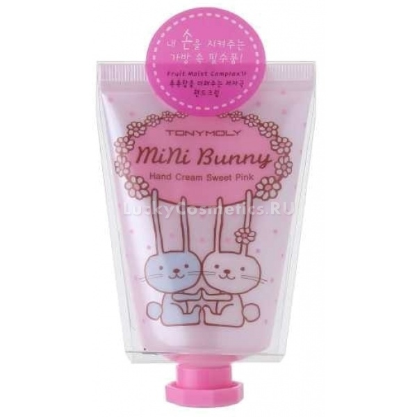 Tony Moly Mini bunny hand cream sweet pink