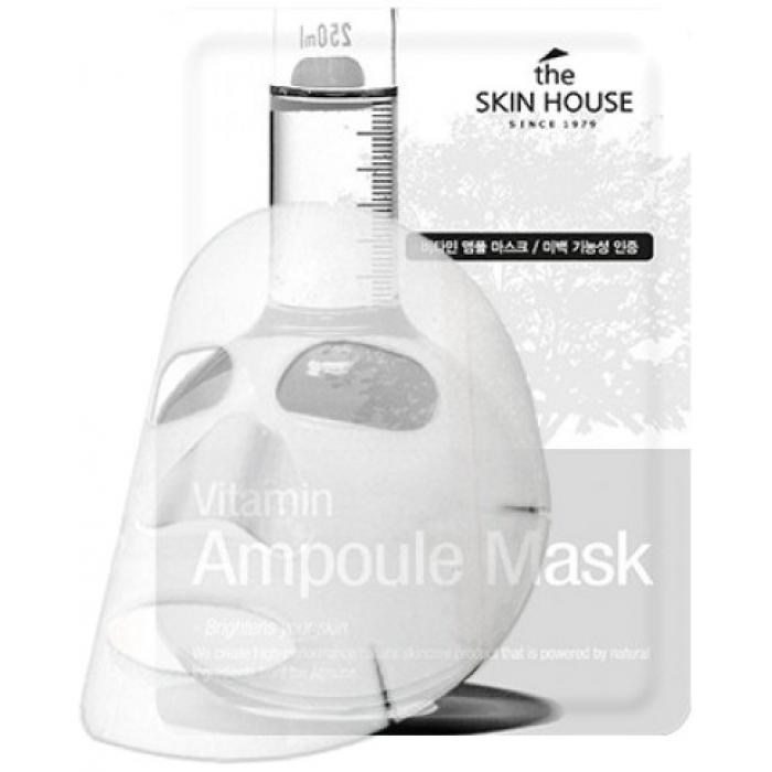 The Skin House Маска для очистки и сужения пор с глиной, 30 мл