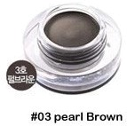 Tony Moly  Back Gel Eyeliner   Pearl Brown