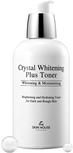 Купить The Skin House Crystal Whitening Plus Toner