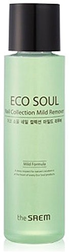 The Saem Eco Soul Nail Collection Mild Remover