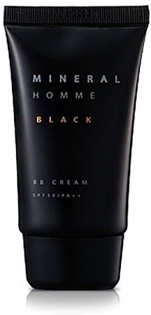 The Saem Mineral Homme Black BB Cream