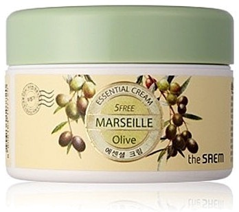 The Saem Marseille Olive Essential Cream фото