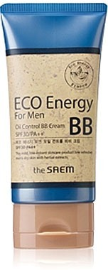 The Saem Eco Energy For Men Oil Control BB Cream SPFPA