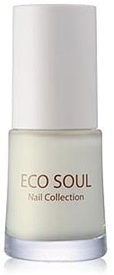 The Saem Eco Soul Nail Collection Matte Top Coat фото