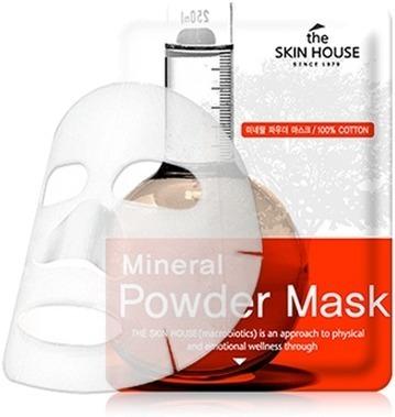The Skin House Mineral Powder Mask фото