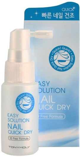 Купить Tony Moly Easy Solution Nail Quick Dry Spray