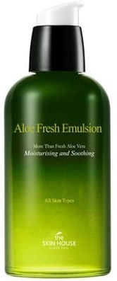 The Skin House Aloe Fresh Emulsion фото