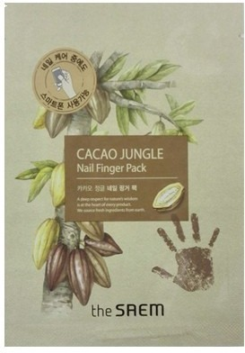 The Saem Cacao Jungle Nail Finger Pack