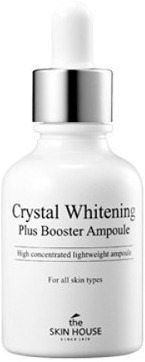 Купить The Skin House Crystal Whitening Plus Ampoule