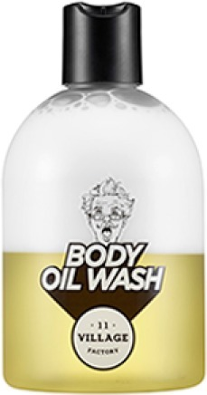 Village  Factory RelaxDay Body Oil Wash