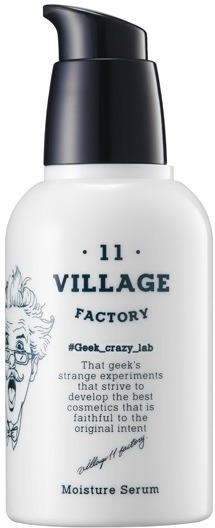 Купить Village Factory Moisture Serum, Village 11 Factory