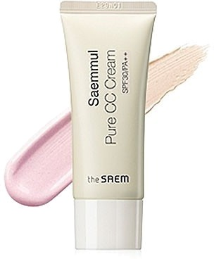 The Saem Saemmul Pure CC Cream