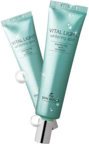 Купить The Skin House Vital Light Whitening Spot