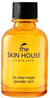 Точечное средство против воспалений THE SKIN HOUSE  DR CLEAR MAGIC POWDER SPOT