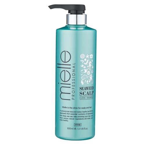Купить Mielle Professional Seaweed Scalp Clinic Shampoo