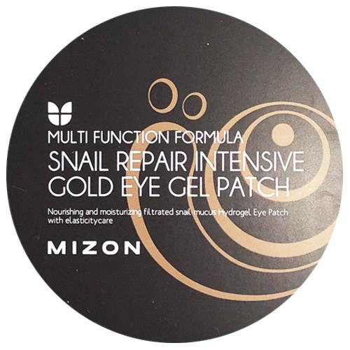 Mizon Snail Repair Intensive Gold Eye Gel Patch фото