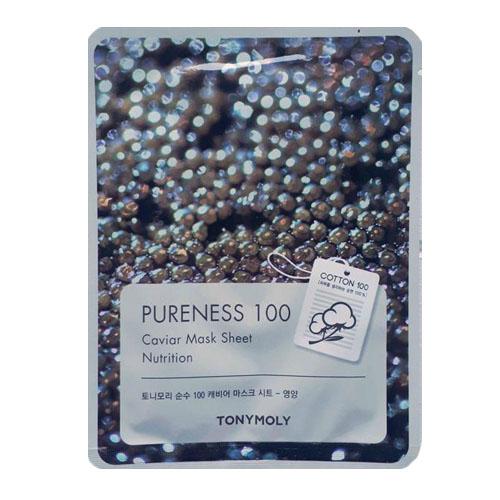Tony Moly Pureness Caviar Mask Sheet фото