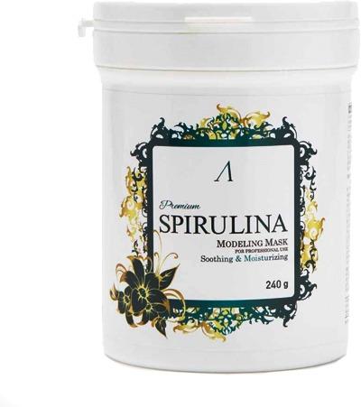 Anskin Spirulina Modeling Mask  container