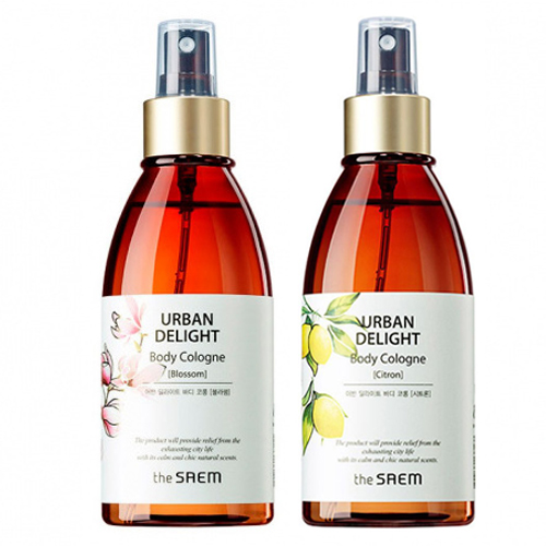 The Saem Urban Delight Body Cologne фото