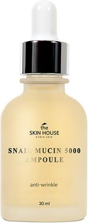 The Skin House Snail Mucin Ampoule фото