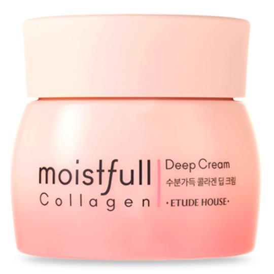 Купить Etude House Moistfull Collagen Deep Cream
