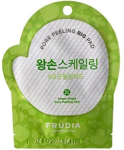 Купить Frudia Green Grape Pore Peeling Big Pad