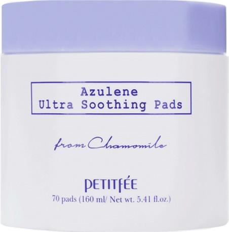 Купить Petitfee Azulene Ultra Soothing Pads